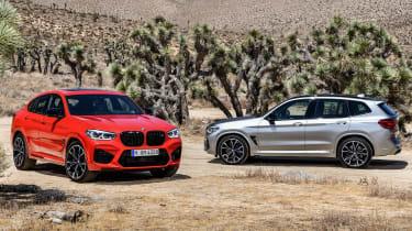 BMW X3M & X4M - header