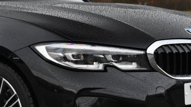 BMW 3 Series Touring - headlight