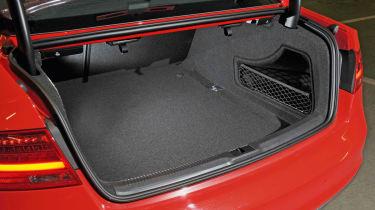 Audi A5 2.0 TFSI Coupe boot