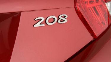 Used Peugeot 208 - 208 badge