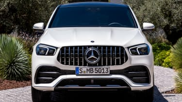 Mercedes-AMG GLE 53 Coupe - front static
