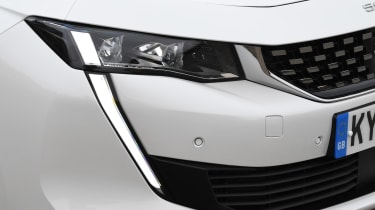 peugeot 508 headlight