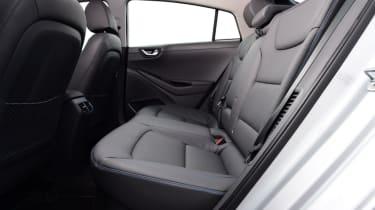 Hyundai Ioniq - rear seats