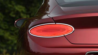 Bentley Continental GT - rearlight