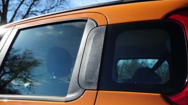Fiat Panda Trekking door handles