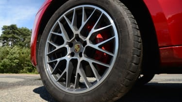 Porsche Macan GTS - alloy wheel