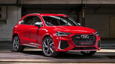 Audi RS Q3 - front static