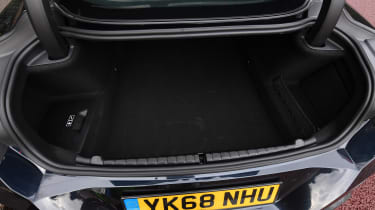 BMW 8 Series - boot