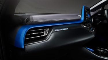 Toyota C-HR Limited Edition - interior