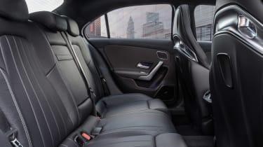 Mercedes-AMG A 35 Saloon - rear seats