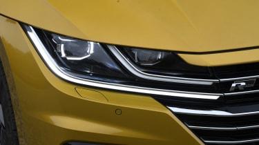 volkswagen arteon headlight
