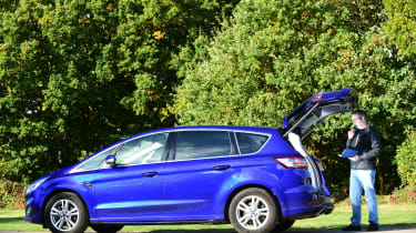 Ford S-MAX long-term - final report