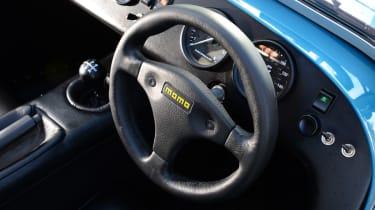 Caterham 7 160 steering wheel