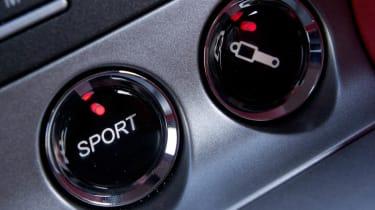New Aston Martin DB9 detail