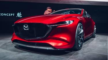 Mazda Kai concept - Tokyo full front