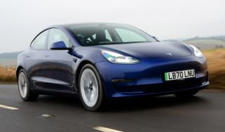 Tesla Model 3 Long Range - front