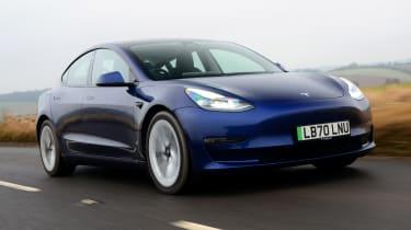 Tesla Model 3 Long Range - front
