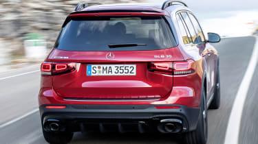 Mercedes-AMG GLB 35 - full rear
