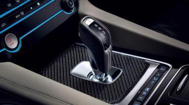 Jaguar F-Pace SVR - transmission