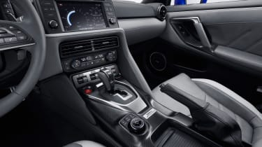 Nissan GT-R 50th Anniversary Edition - studio interior