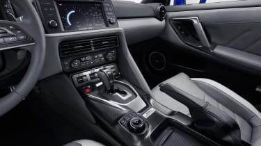 Nissan GT-R 50th Anniversary Edition - studio interior
