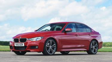 BMW 3 Series - front static