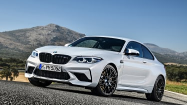 BMW M2 Competition - front static