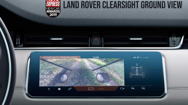 Land Rover ClearSight Ground View - 2019 Technology Award