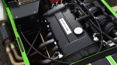 Long-term test review: Caterham 310S - engine