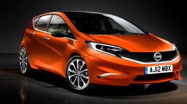 Nissan's Golf by 2014