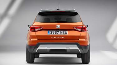 SEAT Arona - full rear