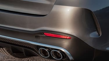 Mercedes-AMG GLE 53 - exhausts