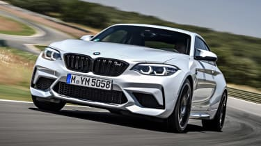 BMW M2 Competition - front action