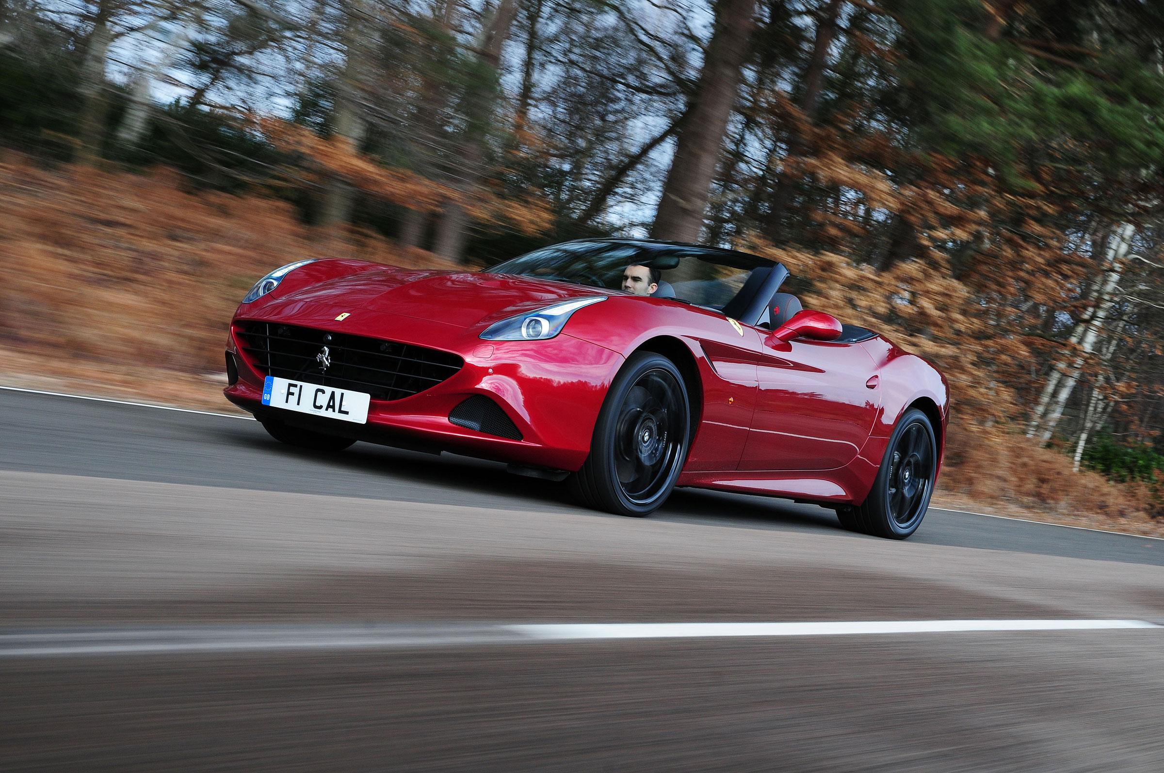 New Ferrari California T 2015 Review Auto Express