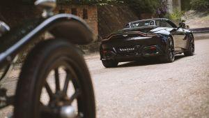 Aston Martin A3 Vantage Roadster - rear