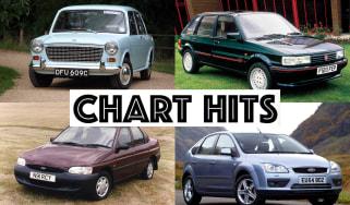 Chart hits - header