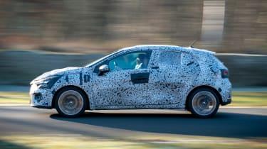 Renault Clio prototype - side