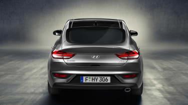 Hyundai i30 Fastback - tailgate