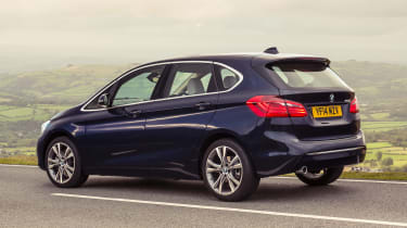 BMW 2 Series Active Tourer - rear