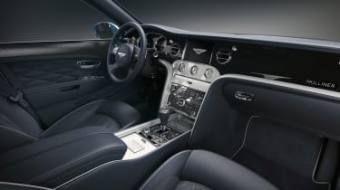 Bentley Mulsanne 6.75 edition - dash