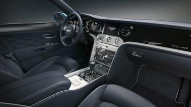 Bentley Mulsanne 6.75 edition - dash