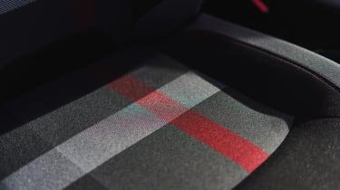 Dacia Sandero Techroad - seat detail