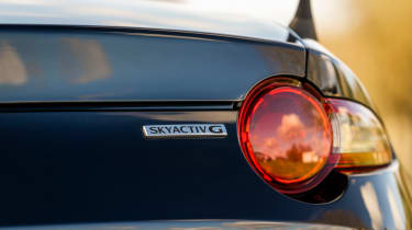 Mazda MX-5 Sport Venture - rear light