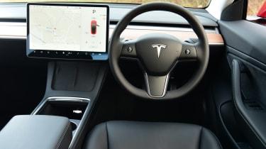 New Tesla Model 3 Standard Range Plus 2020 review - pictures ...