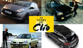 Clio Special: special editions - header