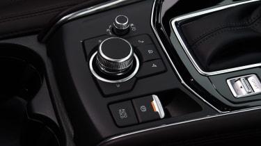 Mazda CX-5 - interior detail