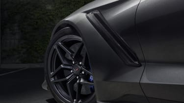 Chevrolet Corvette ZR1 wheel