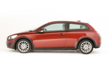 Used Volvo C30 - side