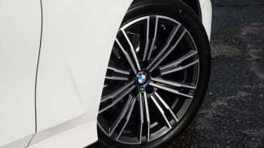 BMW 3 Series - wheel