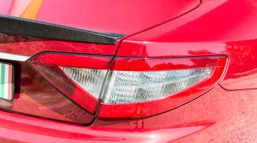 Maserati GranTurismo - taillight